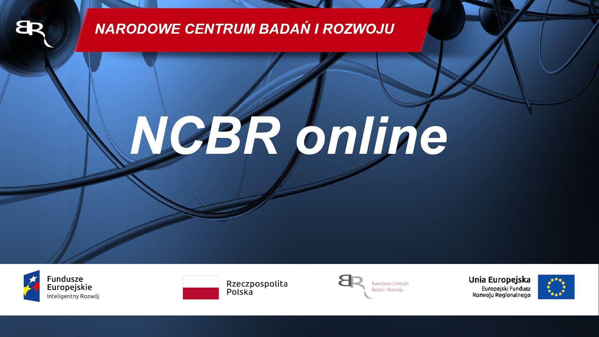 Informacje o NCBR dla przedsiębiorców w 2019 roku