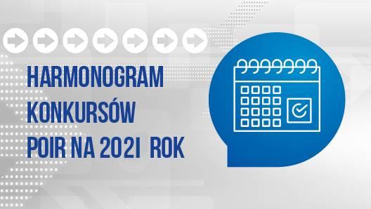 HARMONOGRAM KONKURSÓW POIR NA 2019 r.