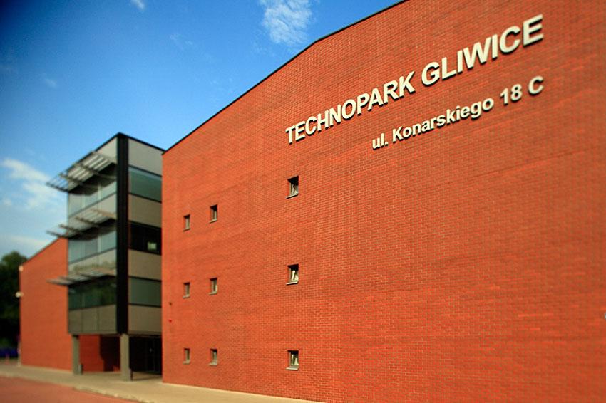 TechnoPark przy ul. Konarskiego 18 C w Gliwicach