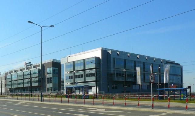 Jagiellońskie Centrum Innowacji przy ul. Bobrzyńskiego 14 w Krakowie