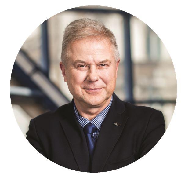 Profesor doktor habilitowany inżynier Maciej Chorowski, dyrektor narodowego centrum badań i rozwoju
